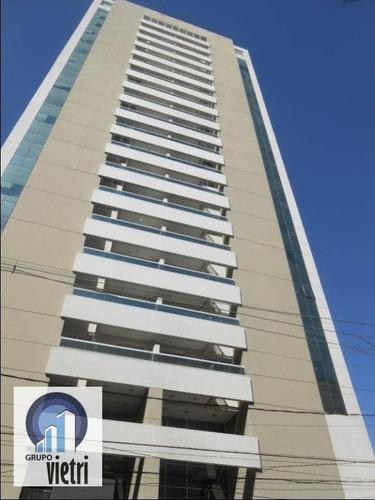 Conjunto Para Alugar, 132 M² Por R$ 6.000,00/mês - Perdizes - São Paulo/sp - Cj0069