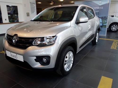 Renault Kwid Intense 1.0  0km Tasa 9.9% Entrega Ya (ca)