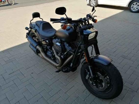 Harley Davidson Softail Fat Bob 114 Custom - 2019