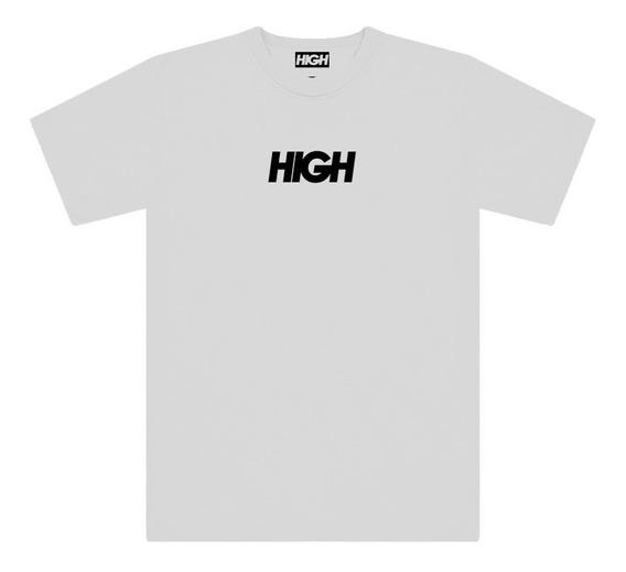 Camisa High Company Logo Tradicional Promoçao High Skate