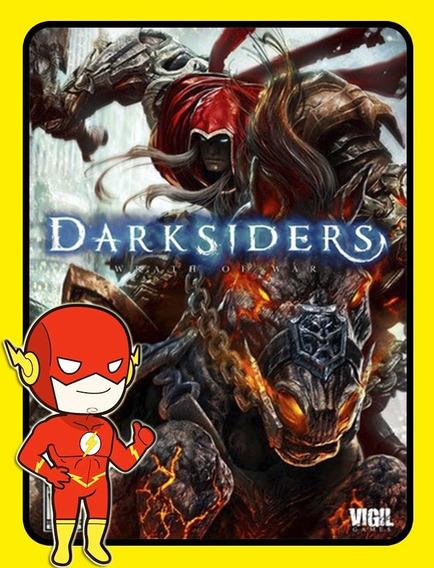 Darksiders Pc - Steam Key (envio Flash)