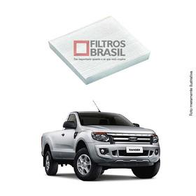 Filtro Ar Condicionado Ford Nova Ranger 12/...