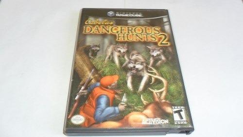 Cabelas Dangerous Hunts Original P/ Game Cube / Wii