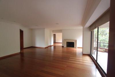 Apartamento En Arriendo, La Cabrera Bogotá D.c.