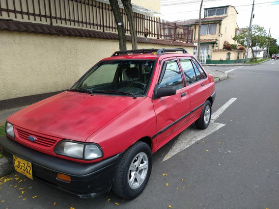 Ford Festiva Casual 2000