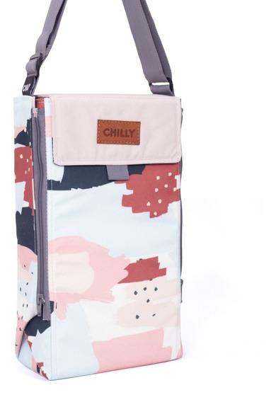 Matera De Diseño Chilly Abstracto Bolso Matero Mantel