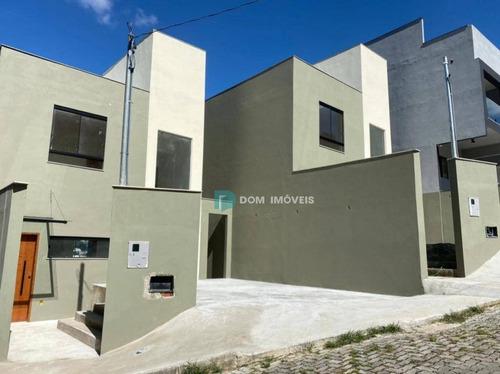 Casa Com 4 Dormitórios À Venda, 180 M² Por R$ 590.000,00 - Lourdes - Juiz De Fora/mg - Ca0441