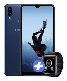 Samsung A10s 2/32 Nuevo Modelo Superior A A10 + Smartwatch