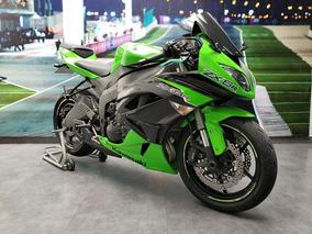 Kawasaki Ninja Zx 6r 600cc 2012