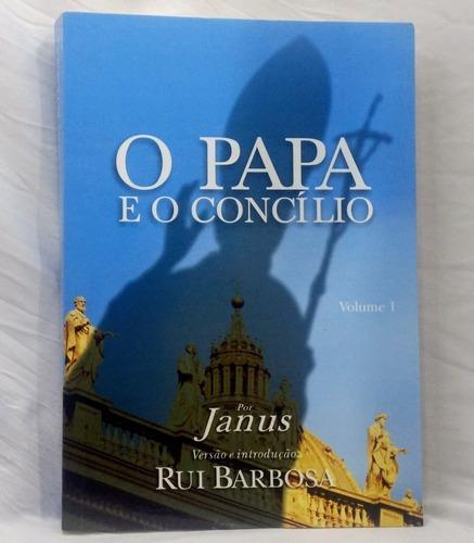 Imagem 1 de 8 de O Papa E O Concílio - Volume 1