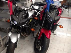 Nuevas Yamaha Fz09