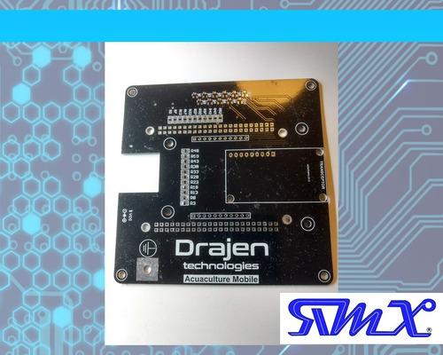 Imagen 1 de 1 de Diseño Y Fabricación De Circuitos Impresos Pcb 10x10