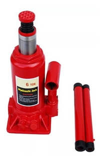 Crique Hidraulico Tipo Botella Reforzado 6 Tn