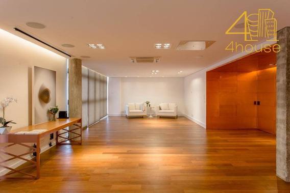 Jardim América - Apartamento Todo Reformado Pronto 228m² 03 Dormas (2 Suíte) 02 Vagas Na Alameda Jaú Para Venda. - Ap2078