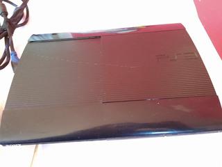 Play Station 3 Super Slim Usado 245 Gb Jamás Abierto