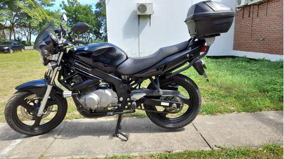 Suzuki Gs 500 Negra Como Nueva