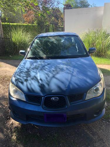 Subaru Impreza 2.0 R Sedan Awd