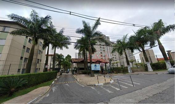 Apartamento Com 3 Dormitórios À Venda, 56 M² Por R$ 200.000,00 - Ferraz De Vasconcelos - Ferraz De Vasconcelos/sp - Ap5521