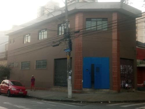 Salão Próximo Ao Metro De Santana, Agende Uma Visita!! - Mi81863