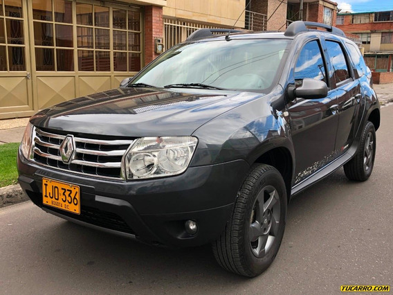 Renault Duster Dynamique 4x2 At 2000cc Aa Dh