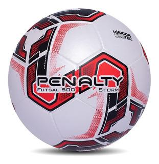 Pelota De Futsal Penalty Storm Dt Medio Pique