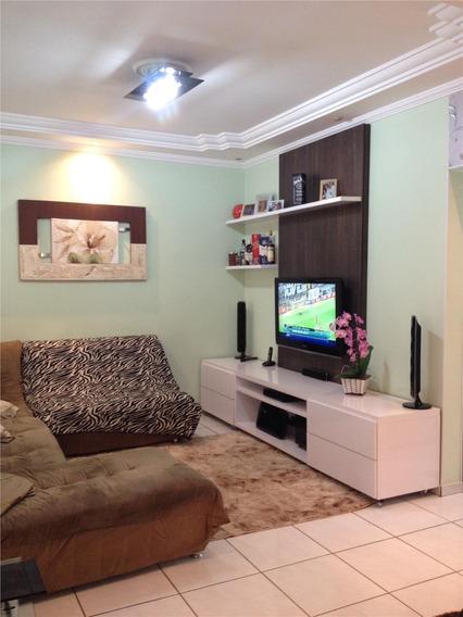 Casa 3 Dormitórios À Venda, 110 M² Por R$ 532.000 - Jardim Sarapiranga - Jundiaí/sp - Ca1182