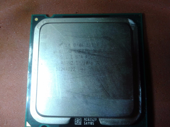 Intel Core 2 Duo E7500 2.93 Ghz 3m