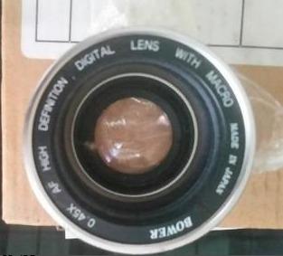 Lente Macro Bower Tokina 34-37 0.45x Af High Def Digitallens