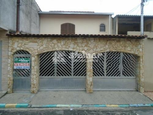 Imagem 1 de 11 de Venda Sobrado 3 Dormitórios Jardim Dos Ipês São Paulo R$ 395.000,00 - 34109v
