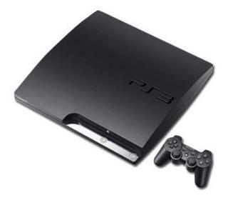 Playstation 3, 160gb. 1 Control + 2 Juegos. (80dls)