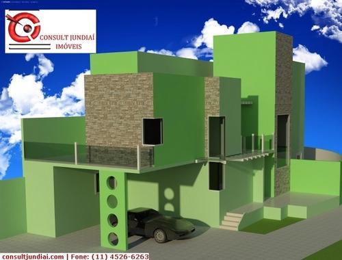 Imagem 1 de 2 de Casas Em Condomínio À Venda  Em Jundiaí/sp - Compre O Seu Casas Em Condomínio Aqui! - 860752