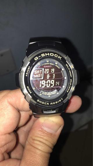 Relógio Casio G Shock 3095 Original Negativo