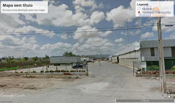 Galpão À Venda, 4800 M² Por R$ 4.000.000,00 - Distrito Industrial - Maracanaú/ce - Ga0088