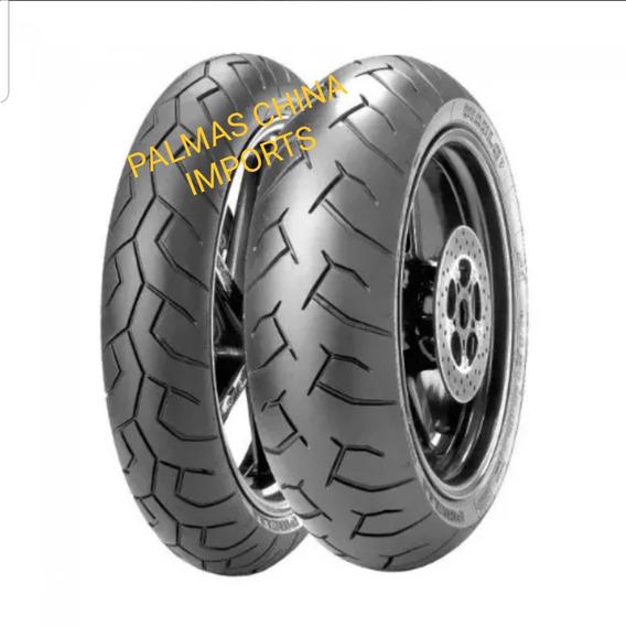 Pneu Pirelli Combo 120/70_17 E 180/55_17 China Imports