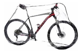 Funda Cubre Bicicleta Impermeable Hasta Rod 28 Hasta 6 Cuota