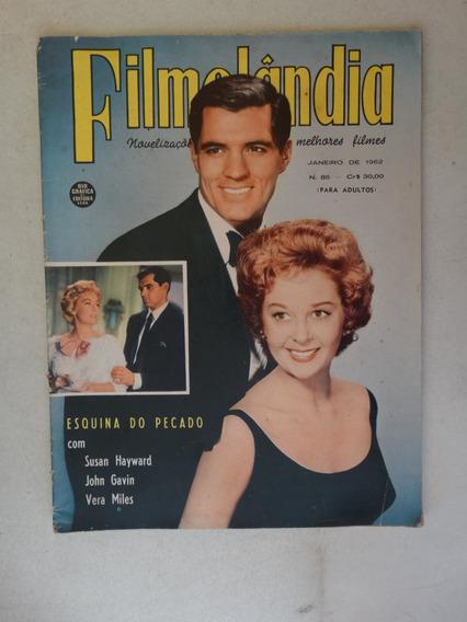 Filmelândia Nº 86! Rge Janeiro 1962!
