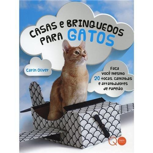 Casas E Brinquedos Para Gatos