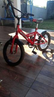 Bicleta Rodado 16
