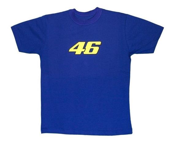 Remera Valentino Rossi 46 Motogp Motos
