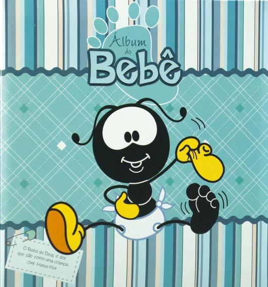 Álbum Do Bebê Luz E Vida 80 Fotos 10x15 - Smilinguido