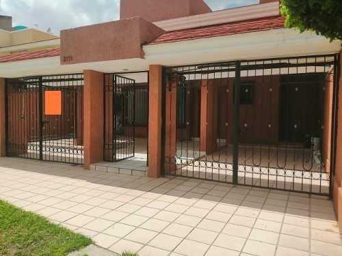 Casa En Renta Ciudad Bugambilias Zapopan $ 15,500.00