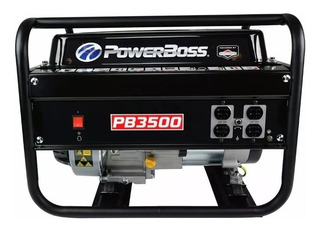 Generador Briggs & Stratton Power Boos Pb3500