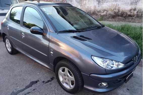 Peugeot 206 2.0 Hdi Xs Premium Boulogne/z.norte-oportunidad