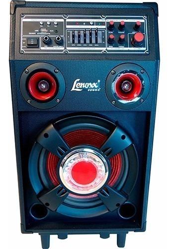 Caixa Amplificada Lenoxx Ca-311 Usb / Cartão Sd / 130 W