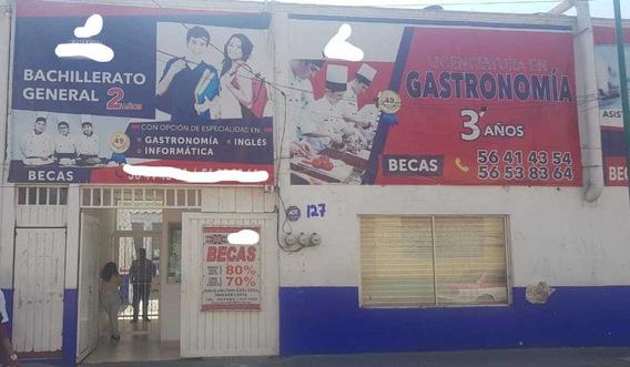 Rento Inmueble En Xochimilco Para Escuela, Oficina, Consulto