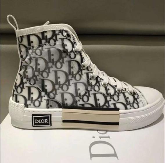 Tenis Dior Oblique B23 Sneaker A Pronta Entrega