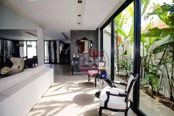 Casa Com 3 Dormitórios Para Alugar, 380 M² Por R$ 8.000/mês - Condomínio Residencial Giverny - Sorocaba/sp - Ca1885