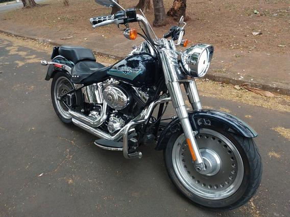 Harley Davidson Fat Boy 2008 36 Mil Km