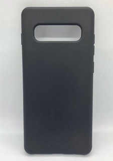 Capa Customic Samsung Galaxy S10+ Soft Touch Black