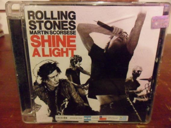 Rolling Stones Martin Scorsese Shine A Light Cd 2008 Eureka